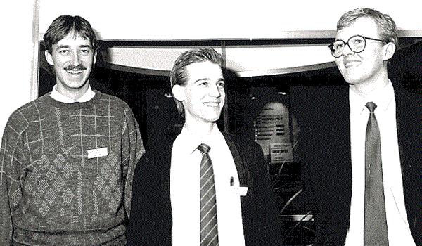 Torben Wind, Peter Bang, Jesper Balser