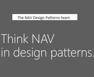nav patterns