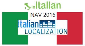 NAV italina localization